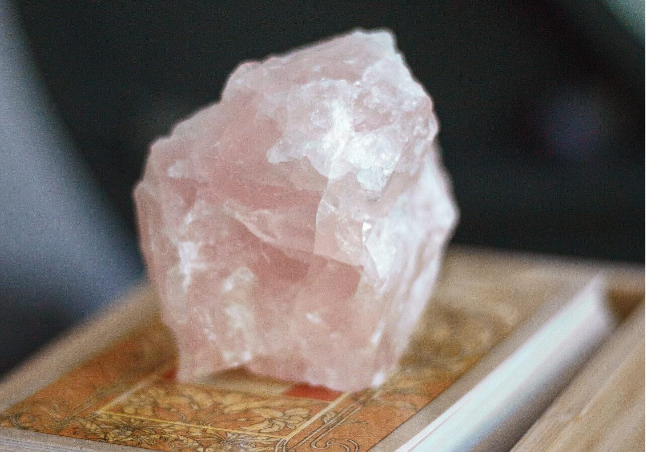 Kristallen steen